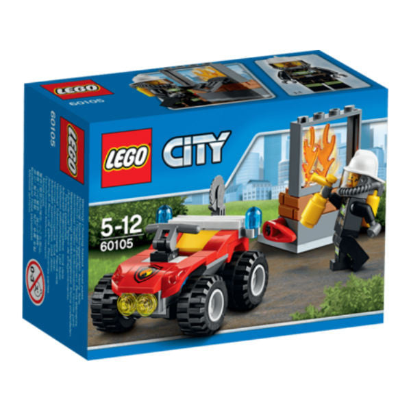 Lego City Fire ATV 60105 - hobbytoys