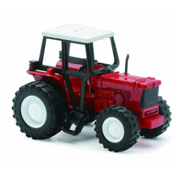 NewRay Country Life Farm Tractor Red - Hobbytoys - 1