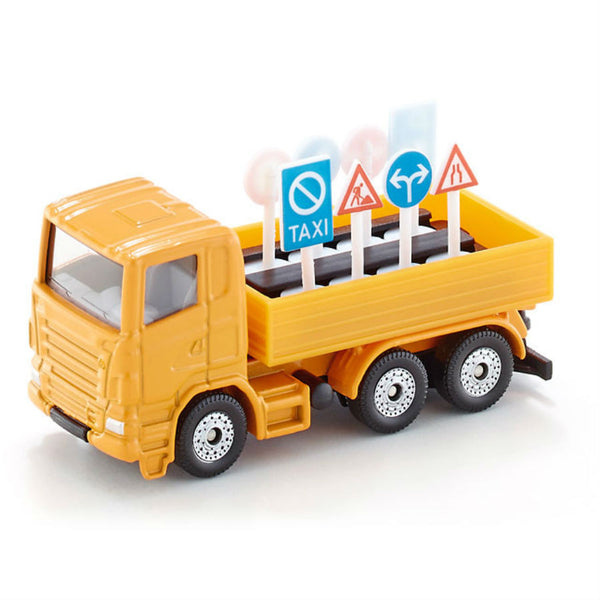 Siku Road Maintenance Truck - Hobbytoys - 1