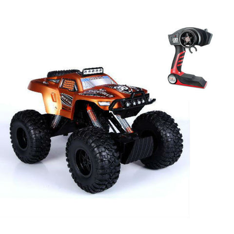Maisto R/C Rockzilla Pro Series Orange - Hobbytoys - 1