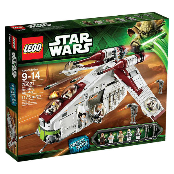 LEGO Star Wars Republic Gunship - hobbytoys