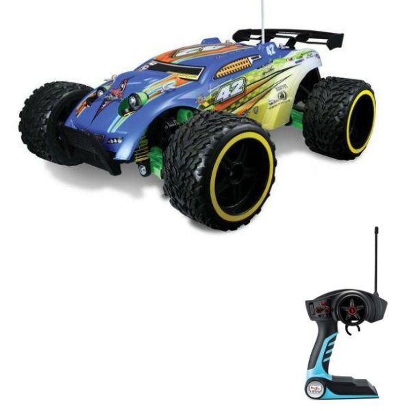 Maisto R/C Speed Beast Blue - Hobbytoys - 1