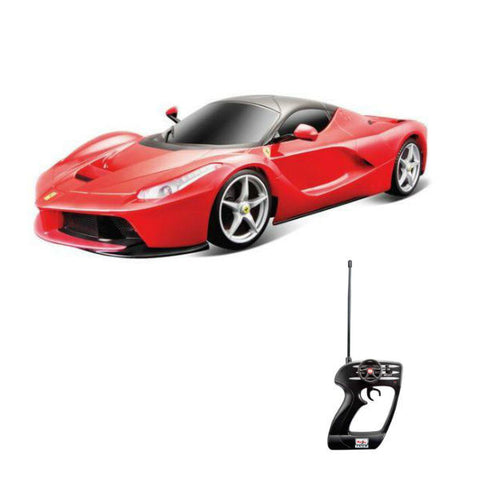 Maisto R/C LaFerrari 1/14 Red - Hobbytoys - 1