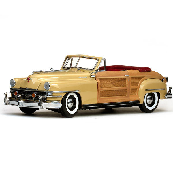 Sun Star 1948 Chrysler Town & Country 1/18 - Hobbytoys - 1