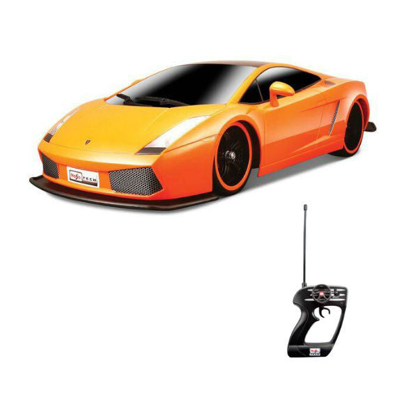 Maisto R/C Lamborghini Gallardo 1/10 Orange - Hobbytoys - 1
