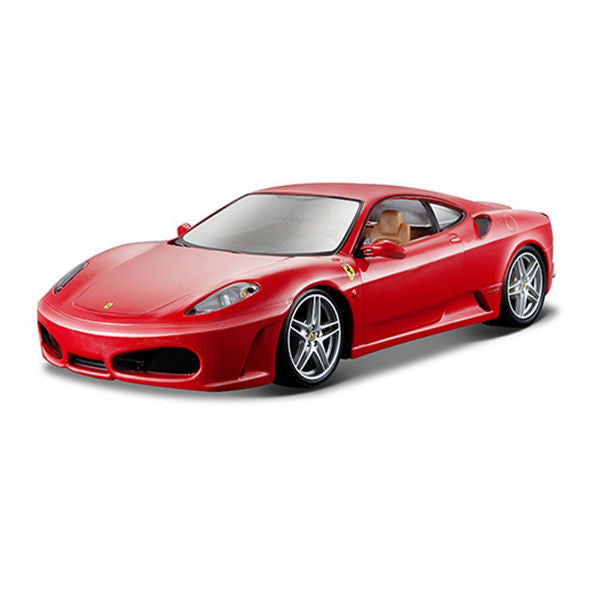 Bburago Ferrari F430 1/24 Red - Hobbytoys