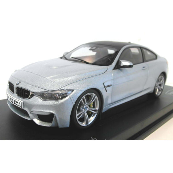 Paragon Models BMW M4 Coupe Silverstone 1/18 - Hobbytoys - 1
