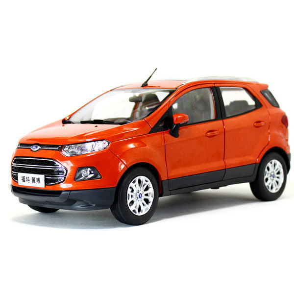 Paudi Models Ford Ecosport Diecast Scale Model Car - Hobbytoys - 1