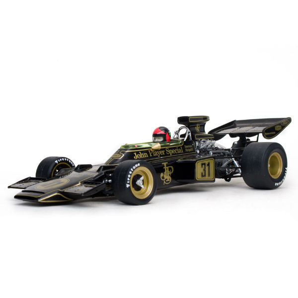 Sun Star Lotus 72D #31 Emerson Fittipaldi 1/18 - Hobbytoys - 1