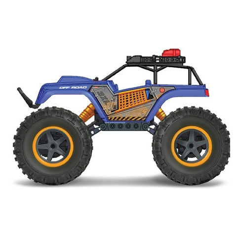 Maisto R/C Rock Crawler 3XL Blue - Hobbytoys - 2