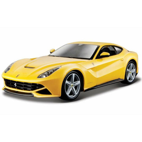 Bburago Ferrari F12 Berlinetta 1/24 Yellow