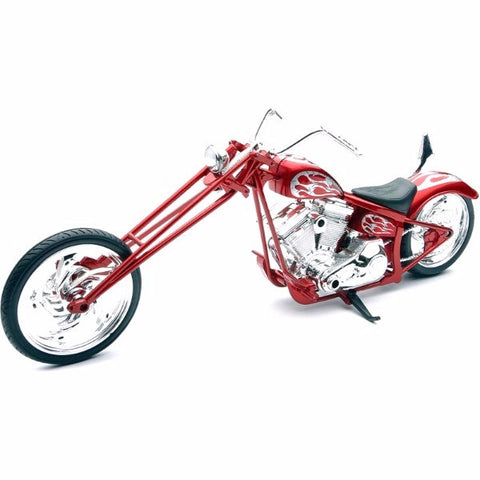 NewRay Custom Choppers 1/12 Red