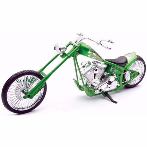 NewRay Custom Choppers 1/12 Green