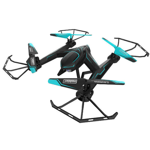 Modelart  Hobby Series Quad Cam R/C Helicopter with Camera Blue