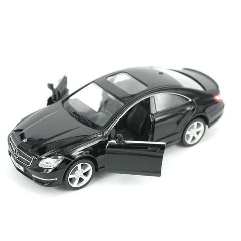 RMZ City Mercedes Benz CLS 63 AMG C218 Black - Hobbytoys - 2