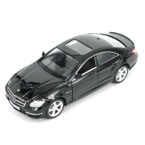 RMZ City Mercedes Benz CLS 63 AMG C218 Black - Hobbytoys - 1