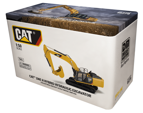 CAT 420F2 IT Backhoe Loader 1/50 High Line Series
