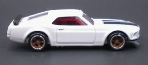 Hot Wheels Fast and Furious 1969 Ford Mustang Boss 302