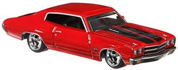 Hot Wheels Fast and Furious 1970 Chevrolet Chevelle SS