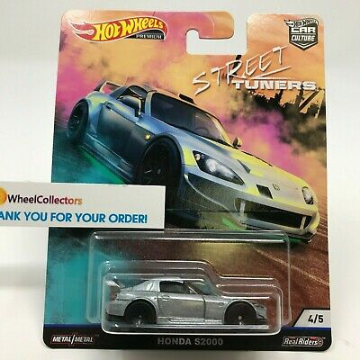 Hot Wheels Street Tuners Honda S2000