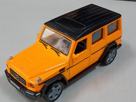 Maisto Power Kruzerz Mercedes Benz G Class Orange Pull Back Action Car