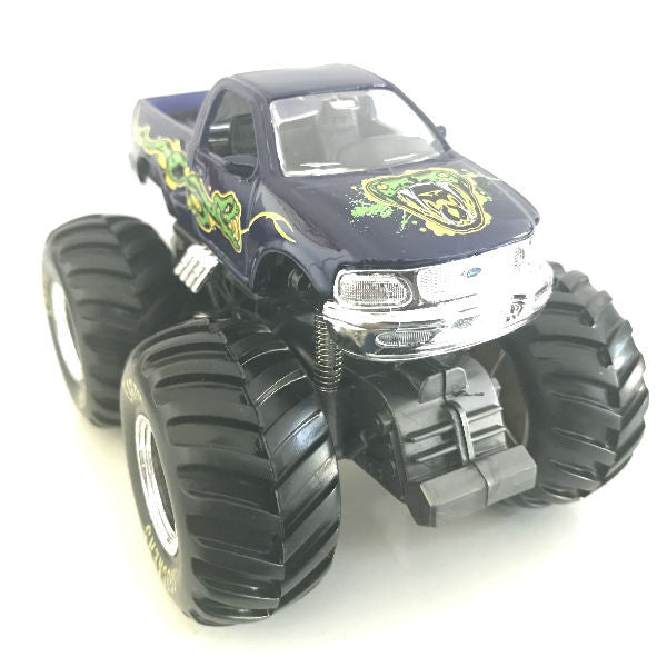 Maisto Earth Shockers Ford F-150 Flareside - Hobbytoys