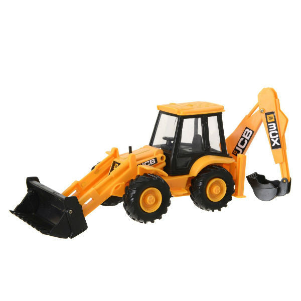 HTI JCB Backhoe Loader - Hobbytoys