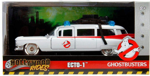 Jada Hollywood Rides GhostBusters ECTO-1 1/24
