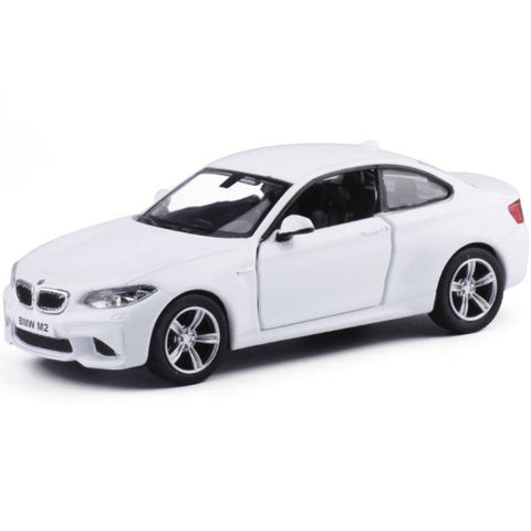 RMZ City BMW M2 White