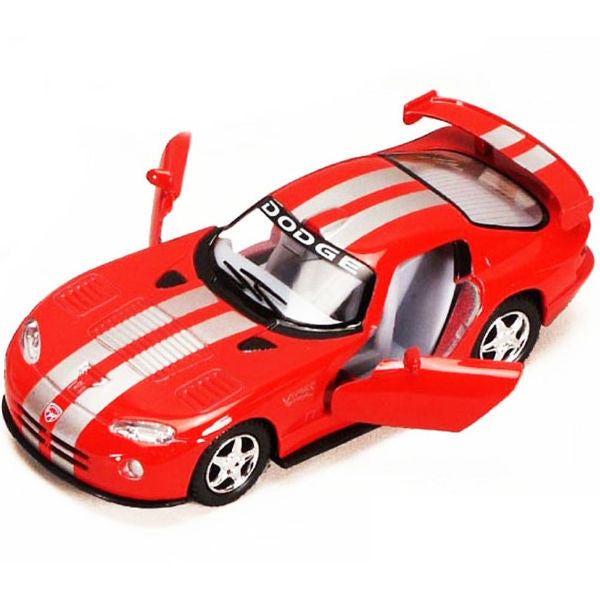 Kinsmart Dodge Viper GTS-R 1/36 Red - Hobbytoys