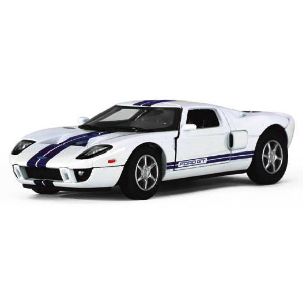 Kinsmart 2006 Ford GT 1/36 White - Hobbytoys
