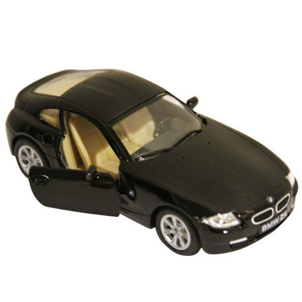 Bmw Z4 Convertible Black: Kinsmart BMW Z4 Coupe 1/32 Black