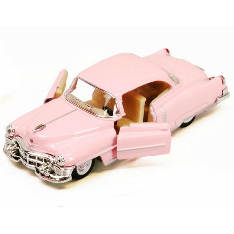 Kinsmart 1953 Cadillac Series 62 Coupe 1/43 Pink