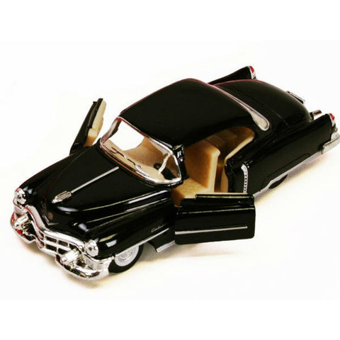 Kinsmart 1953 Cadillac Series 62 Coupe 1/43 Black