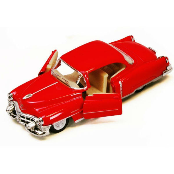 Kinsmart 1953 Cadillac Series 62 Coupe 1/43 Red