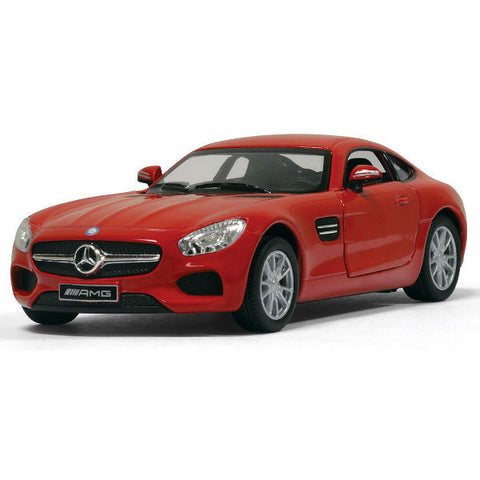 Kinsmart Mercedes AMG GT 1/36 Red - Hobbytoys