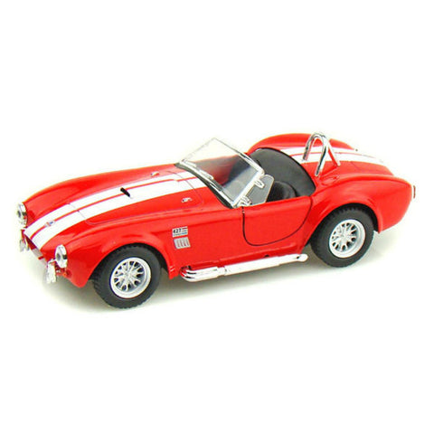 Kinsmart 1965 Shelby Cobra 427 S/C 1/32 Red - Hobbytoys - 1