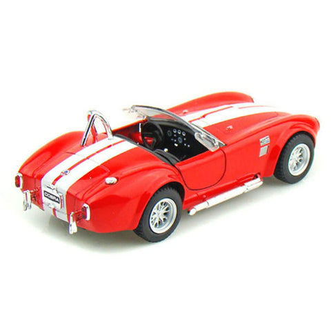 Kinsmart 1965 Shelby Cobra 427 S/C 1/32 Red - Hobbytoys - 2