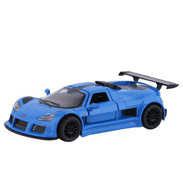 Kinsmart 2010 Gumpert Apollo Sport 1/36 Blue - Hobbytoys - 1