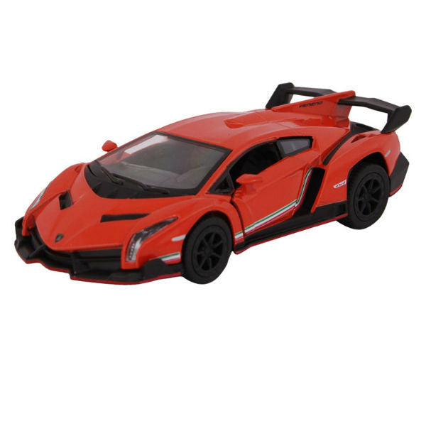 Kinsmart Lamborghini Veneno 1/36 Orange - Hobbytoys - 1