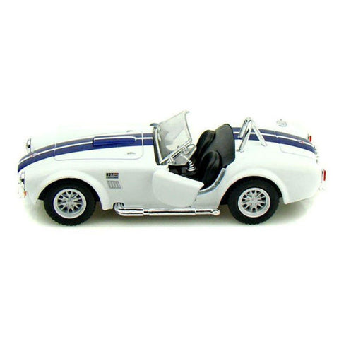 Kinsmart 1965 Shelby Cobra 427 S/C 1/32 White - Hobbytoys - 2