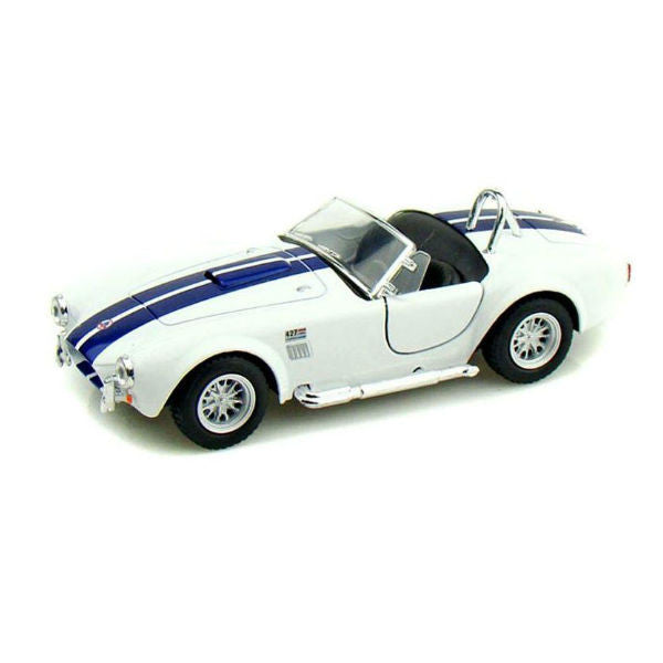 Kinsmart 1965 Shelby Cobra 427 S/C 1/32 White - Hobbytoys - 1