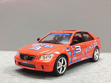 Kinsmart Lexus IS300 Street fighter 1/36 orange