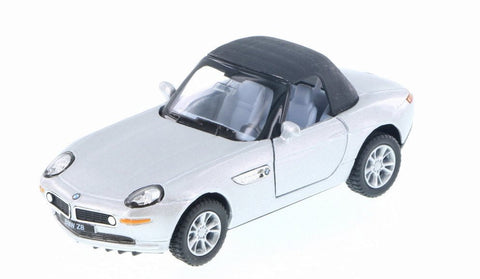 Kinsmart BMW Z 8 Close Top 1/36 Silver
