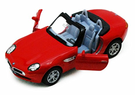 Kinsmart BMW Z 8 Open Top 1/36 red