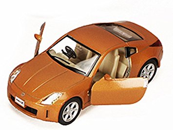 Kinsmart Nissan 350 Z 1/36 Orange