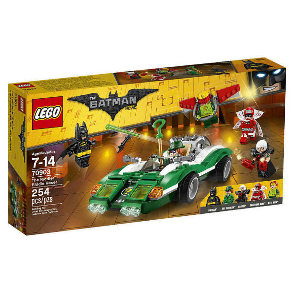 Lego The Batman The Riddle Racer 70903