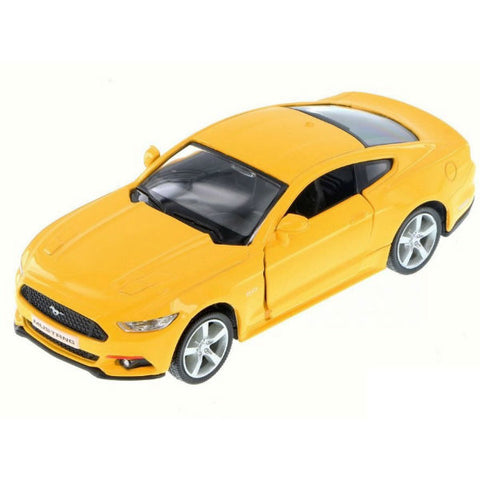 RMZ City 2015 Ford Mustang Yellow