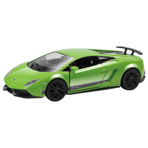 RMZ City Lamborghini Gallardo LP 570-4 Superleggera Green - Hobbytoys