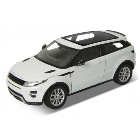 Welly Land Rover Range Rover Evoque - Hobbytoys